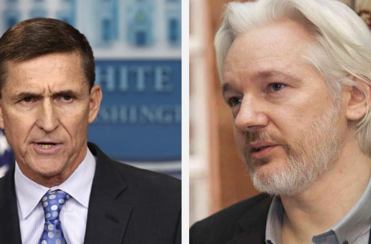 WikiLeaks: Was Flynn's Resignation Due To A 'Destabilization Campaign?' Wikileaks_flynn-759x500