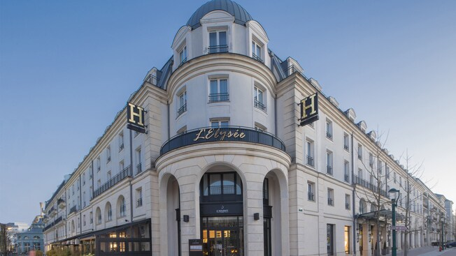 Hotel l'Elysée Val d'Europe (****) N023693_2017dec31_hotel-elysee_16-9