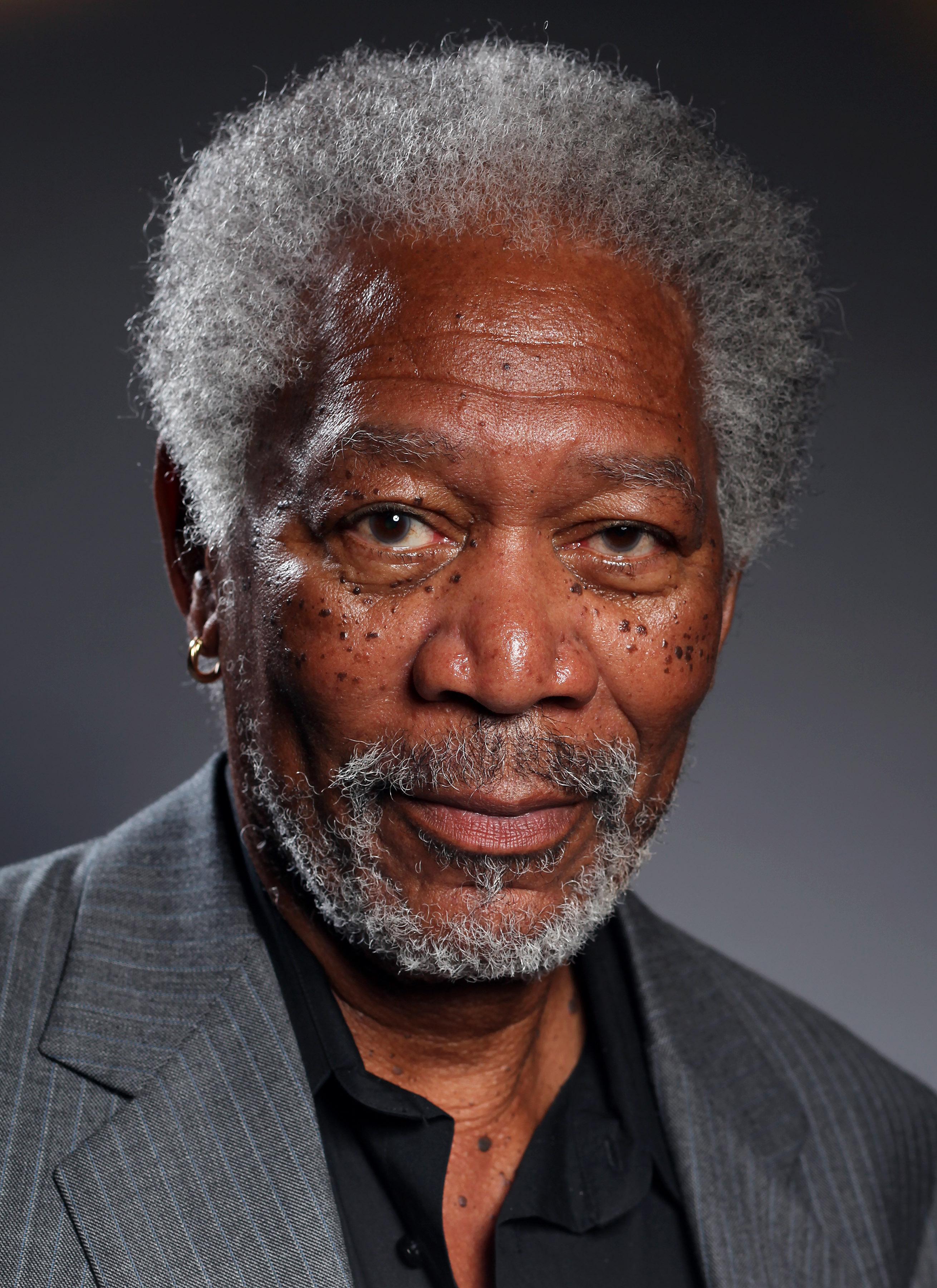 ¿Cuánto mide Morgan Freeman? - Real height Morgan-freeman-712504
