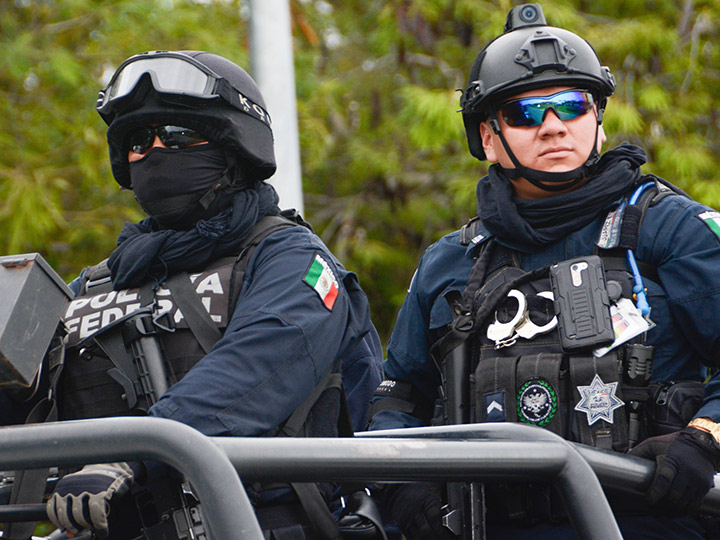 PF prepara protocolo de actuación y uso de la fuerza 1694458
