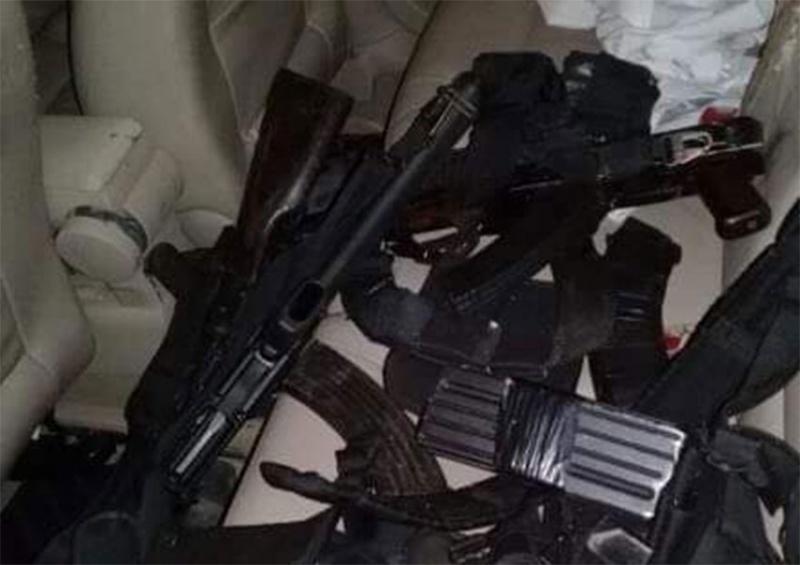 Tiroteos y decesos en Reynosa - 14 muertos en enfrentamiento entre narcos y Federales 1705830