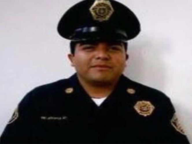 Muere policía en cumplimiento del deber 1846469