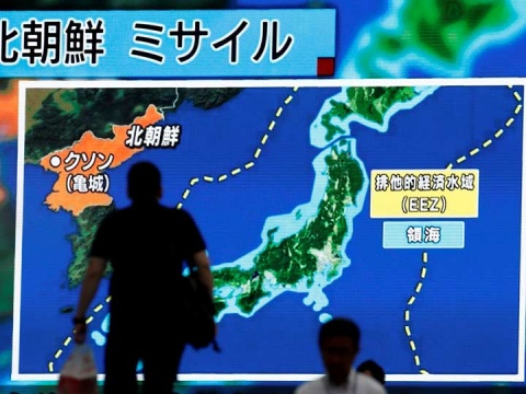 Corea - Corea del Sur lanza primer misil balistico con alcance de 500 km - amenaza directa a Corea del Norte 1720960