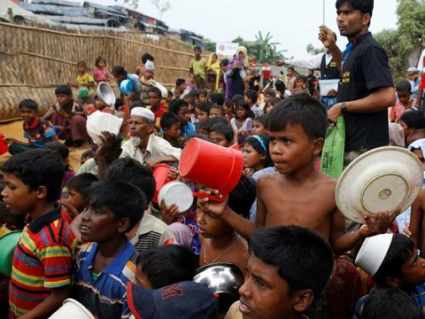 Conflicto en Birmania 1803313