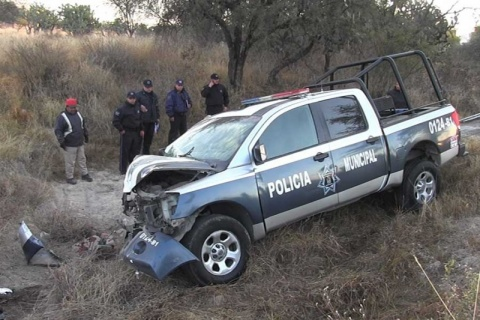 Muere policía en cumplimiento del deber 1829045