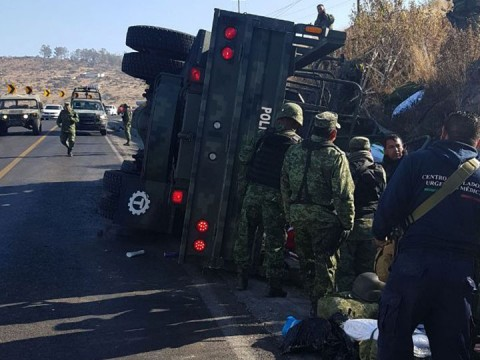 Accidentes e incidentes de elementos del Ejército Mexicano  Noticias,comentarios,fotos,videos. - Página 3 1838231