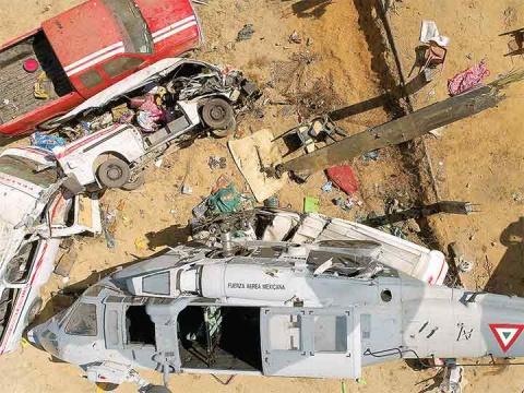 Accidentes de Aeronaves de la  FAM. Noticias,comentarios,fotos,videos.  - Página 20 1862815