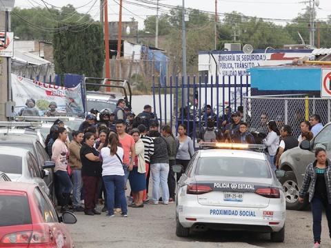 Banda de chupaductos asesina a policías en Puebla y agrede a militares - Página 3 1917709