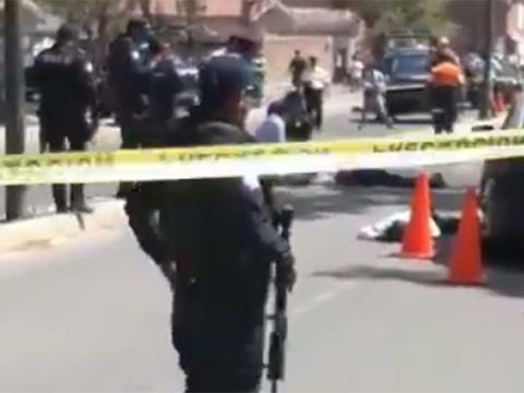 Mueren policías en ataques en Guanajuato 1931710