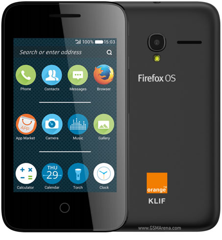 :فلاشـات:firmware orange klif ot4022d Alcatel-klif