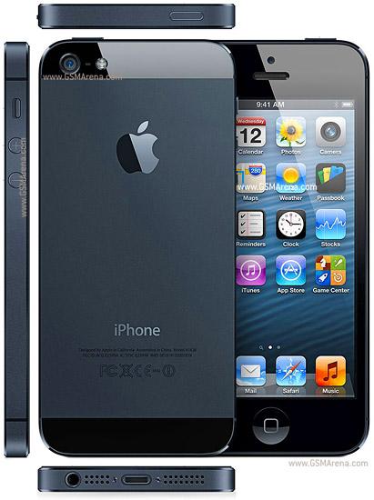 ايــفـون 5 Apple-iphone-5-black-all-sides