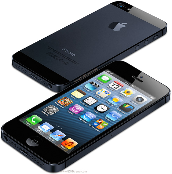 ايــفـون 5 Apple-iphone-5-black