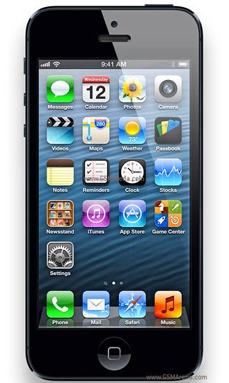 ايــفـون 5 Apple-iphone-5-front