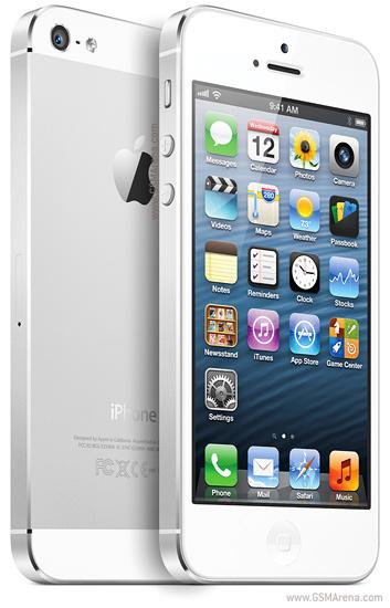 ايــفـون 5 Apple-iphone-5-white