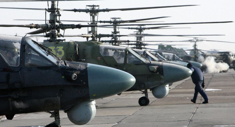 روسيا تستعد لتوريد طائرات هيلكوبتر متطورة لمصر 1013544485