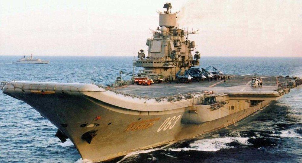 """كيف هربت حاملة الطائرات """"الأميرال كوزنيتسوف"""" من أوكرانيا إلى روسيا 1014526303"""