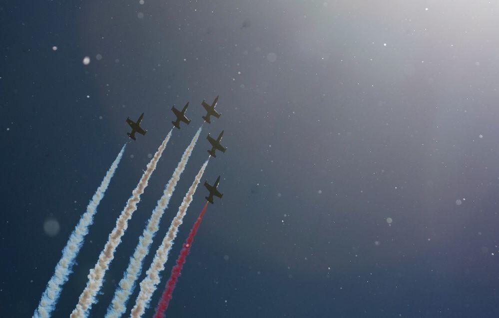 المعرض الدولي العسكري البحري في مدينة سان بطرسبورغ  1014826089