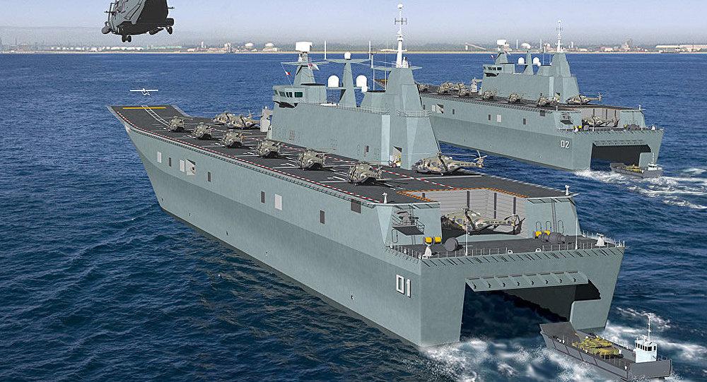 الميسترال المصرية ستتزود بمعدات روسية علي الأرجح  1019067709