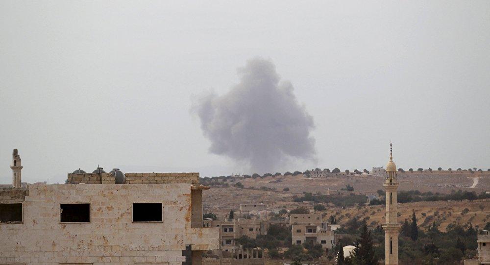 Russia's Anti-ISIL Efforts 'Shift Syrian Civil War Landscape' 1027863133