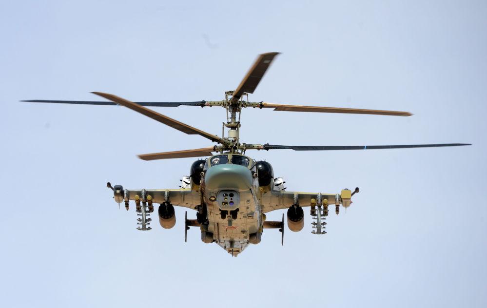 Kamov Ka-52 Alligator: el nuevo carro del infierno - Página 3 1037491468