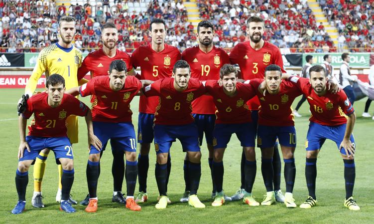 Hilo de la selección de España (selección española) _83i6758