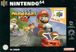 The Mario Kart Retrospective. Part Eight - Mario Kart 8 _-Mario-Kart-64-N64-_