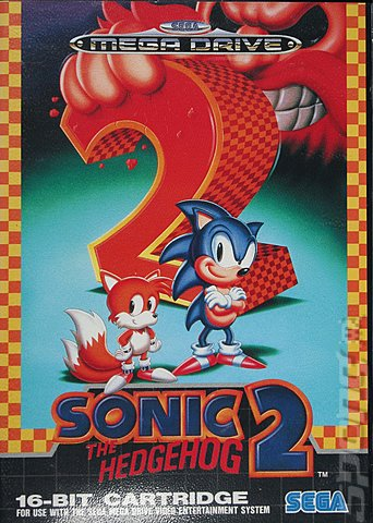 The best/worst retro Box art thread _-Sonic-The-Hedgehog-2-Sega-Megadrive-_