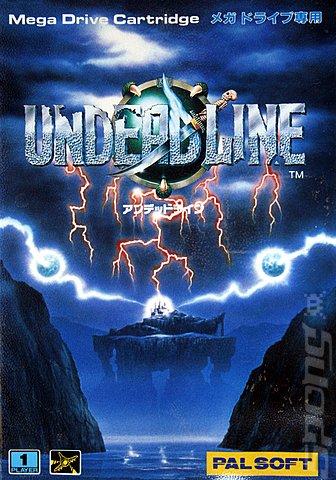 [JEU] LA PLUS BELLE JAQUETTE DU MONDE _-Undead-Line-Sega-Megadrive-_