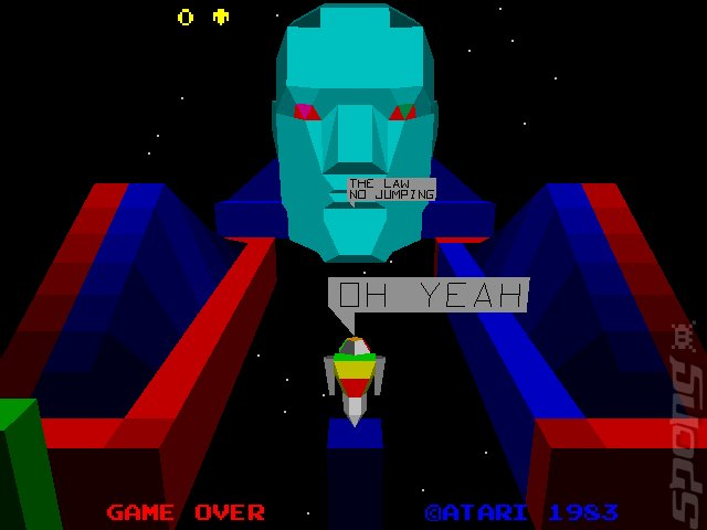 obscure arcade games you liked that mostly no one has heard of _-I-Robot-Arcade-_