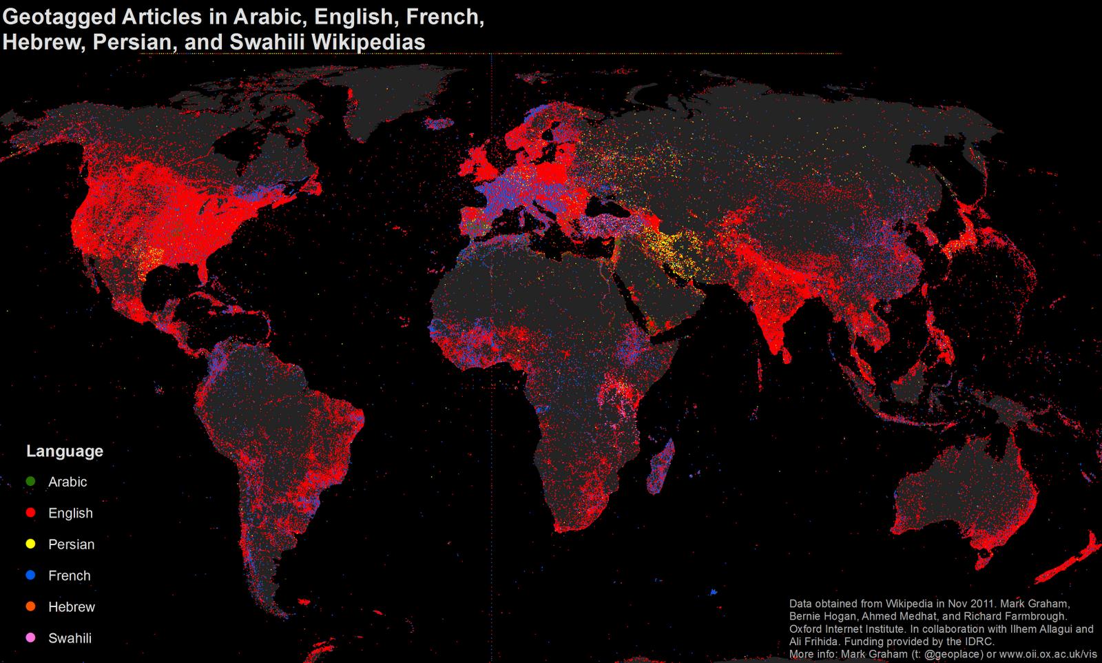 29 خريطة تشرح لك الإنترنت Languages_of_wikipedia