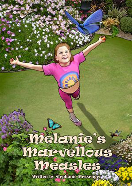 The Holistic Children's Author Who Is On A Mission To Save Our Children Cover-front-NEW1