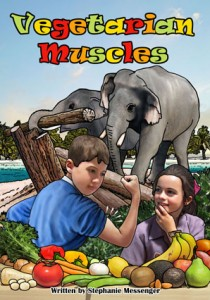 The Holistic Children's Author Who Is On A Mission To Save Our Children Veggie-muscles-298x425-210x300