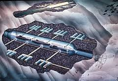 Under-Ocean Military Bases: There Is More Than Just One Area 51 - See for Yourself Sauder