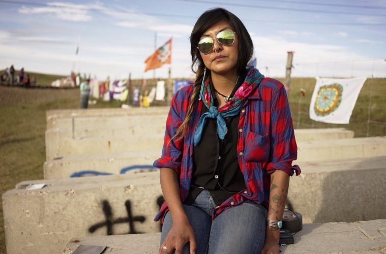 These Are the Faces Of The People Fighting Against The North Dakota Pipeline Faces-759x500