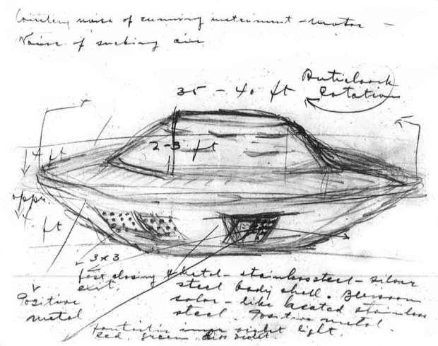50 Years Later, The Falcon Lake Incident Is Canada's 'BEST-DOCUMENTED' Ufo Case Craft