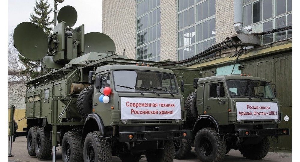 Jamming the Jihad: Russian Electronic Warfare Systems Spotted in Syria 1017710234