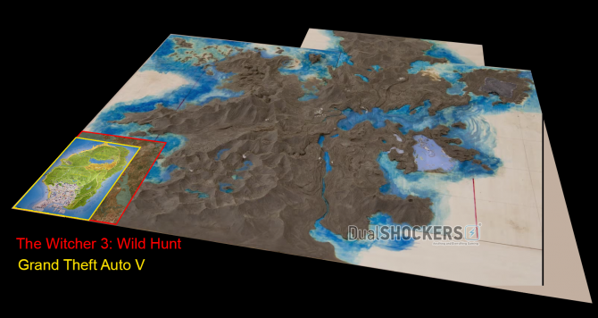 Final Fantasy XV's Map Size: it's Roughly an Enormous 780 Square Miles FFXV_Map_04-670x356