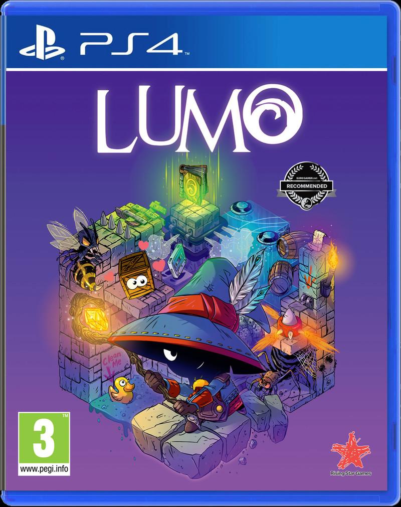 Assault Suit Leynos, un shoot'em up sur PS4 now !!! Lumo_ps4_physical