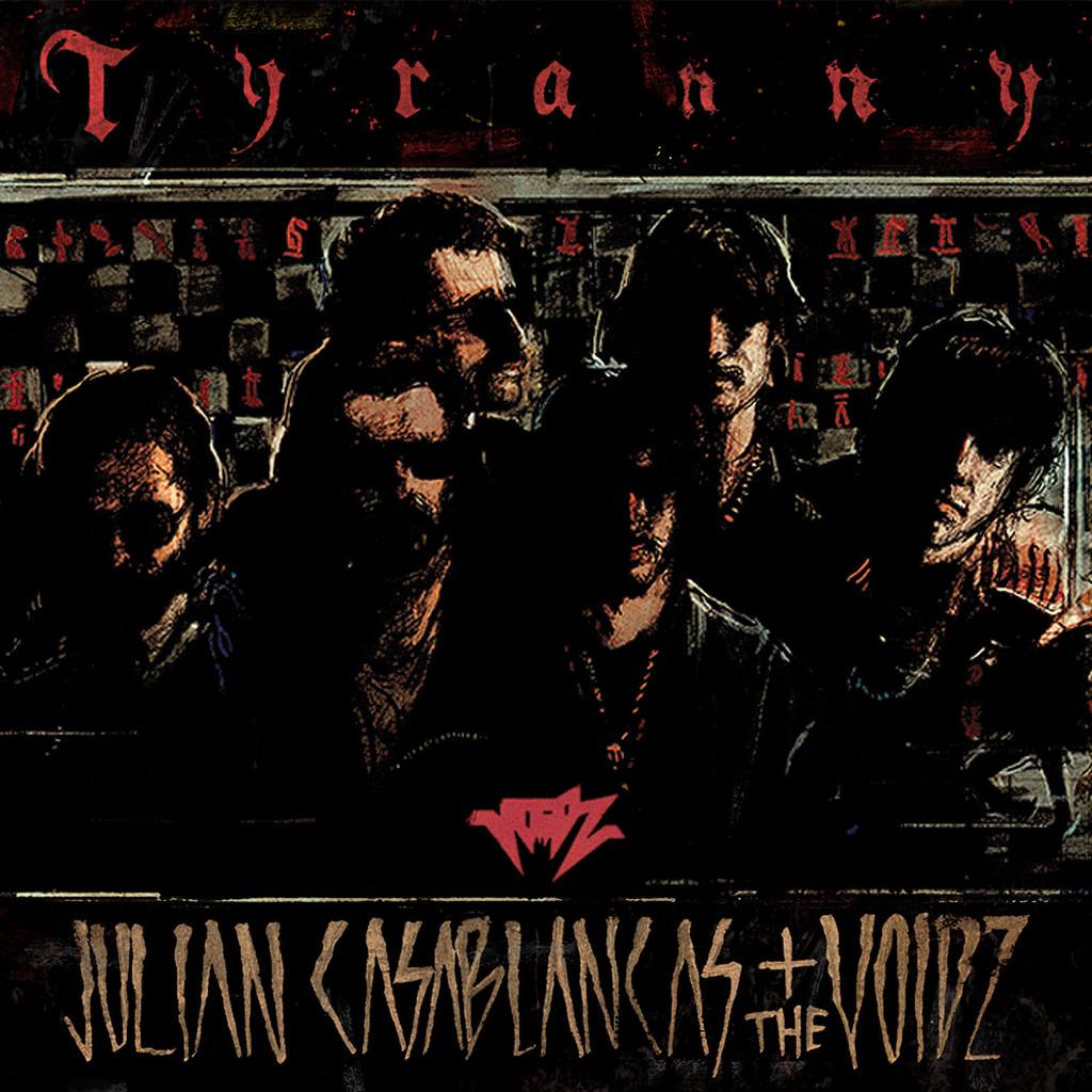 Julian Casablancas + The Voidz - Tyranny Eda2e860