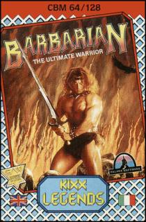 Barbarian : The Ultimate Warrior (C64) _-Barbarian-The-Ultimate-Warrior-C64-_
