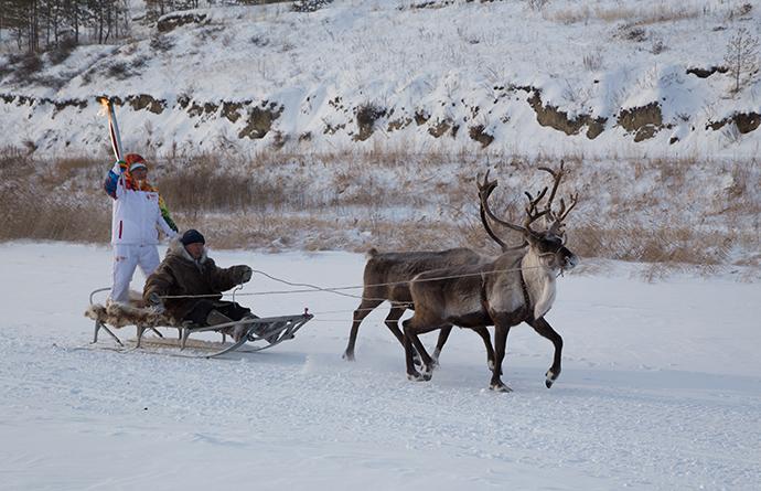 XXII ZOI Soči 2014. Yakutia