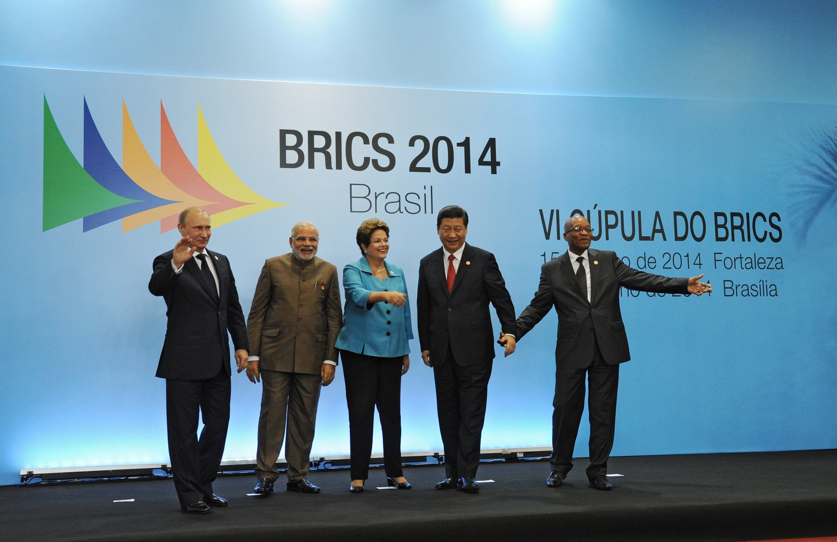 BRICS Global Bank Will Open Coffers by Year-End, Coinciding Jesuits' Debt Jubilee 1014762576