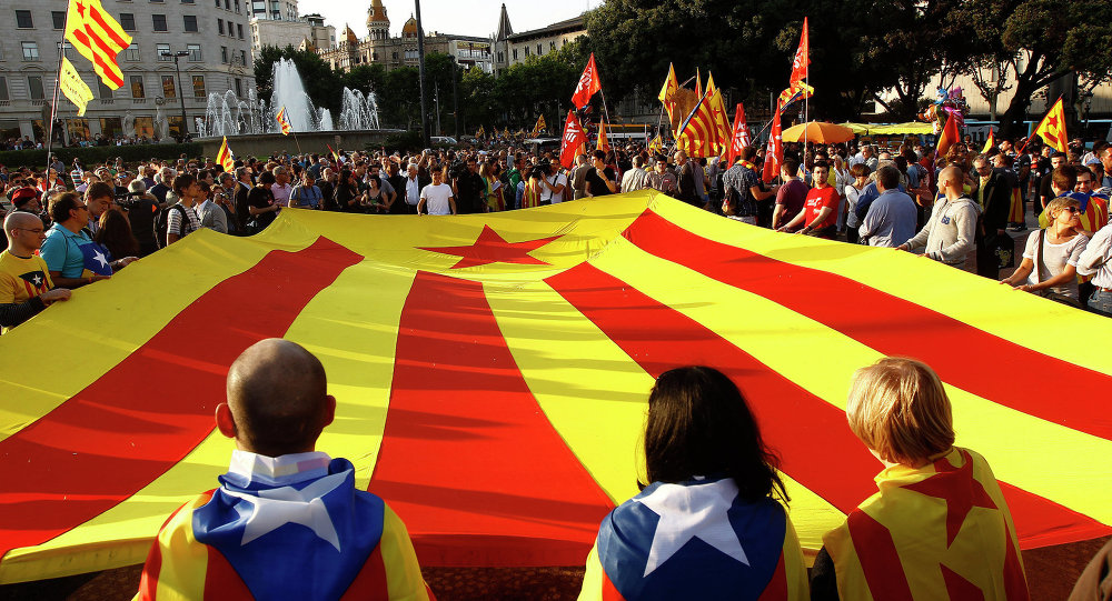 Catalan independence movement 1025098651
