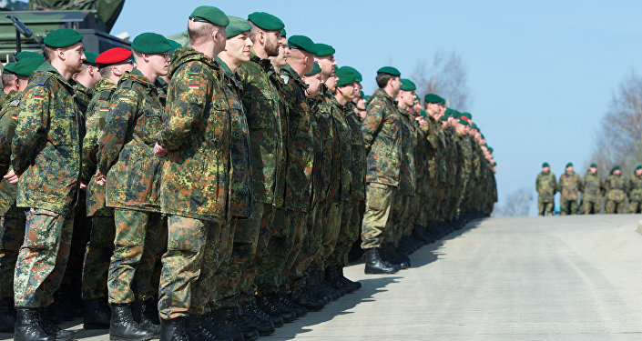 German Police Fear Suicide Bomber Attack on Bundeswehr Camp in Iraq   1031041971