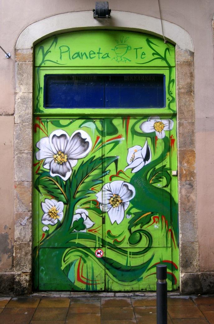 ///Puertas con nombre propio/// Barcelona