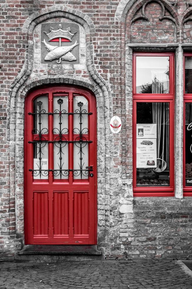 ///Puertas con nombre propio/// Ghent-Belgium