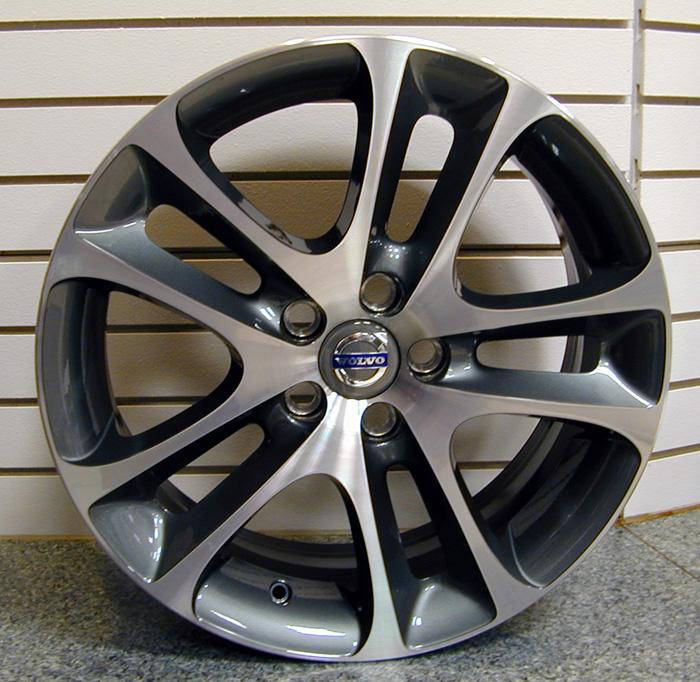 Rifare Cerchi Atreus Volvo c30 4