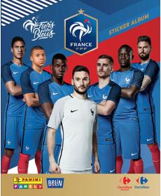 [ECH] Fiers D'être Bleus 2018 - Panini - Carrefour 003623B_0