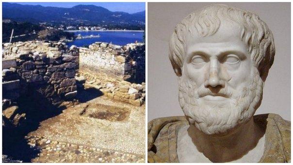 Los arqueólogos hallan la supuesta tumba de Aristóteles en Estagira, su ciudad natal Grecia-arqueologos-hallan-supu-jpg_604x0