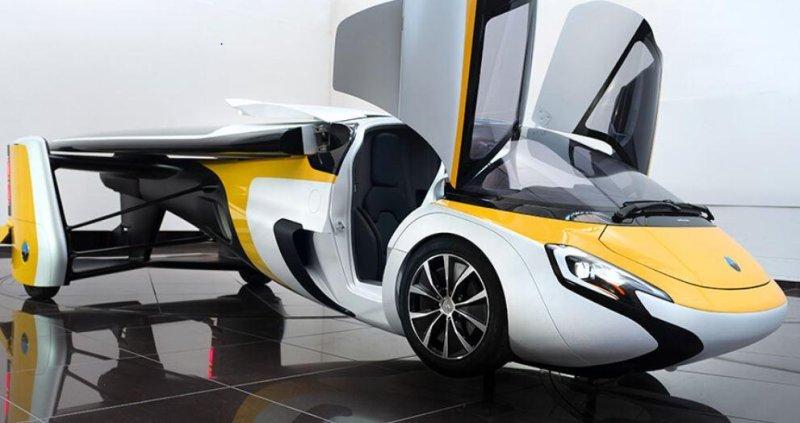 [Internacional] Carro voador é exibido em Mônaco AeroMobil-introduces-13M-flying-car